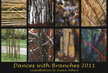 Dances with Branches button